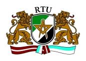 Studijas RTU